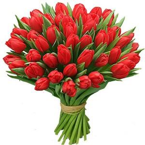 Цветы на 8 марта купить тюльпаны купить многолетние цветы почтой по россии