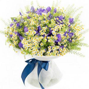 Цветы учителю мужчине на 1 сентября
